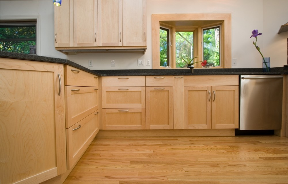 Photo By Golden Rule Creative Remodel. Musical Maple Kitchen