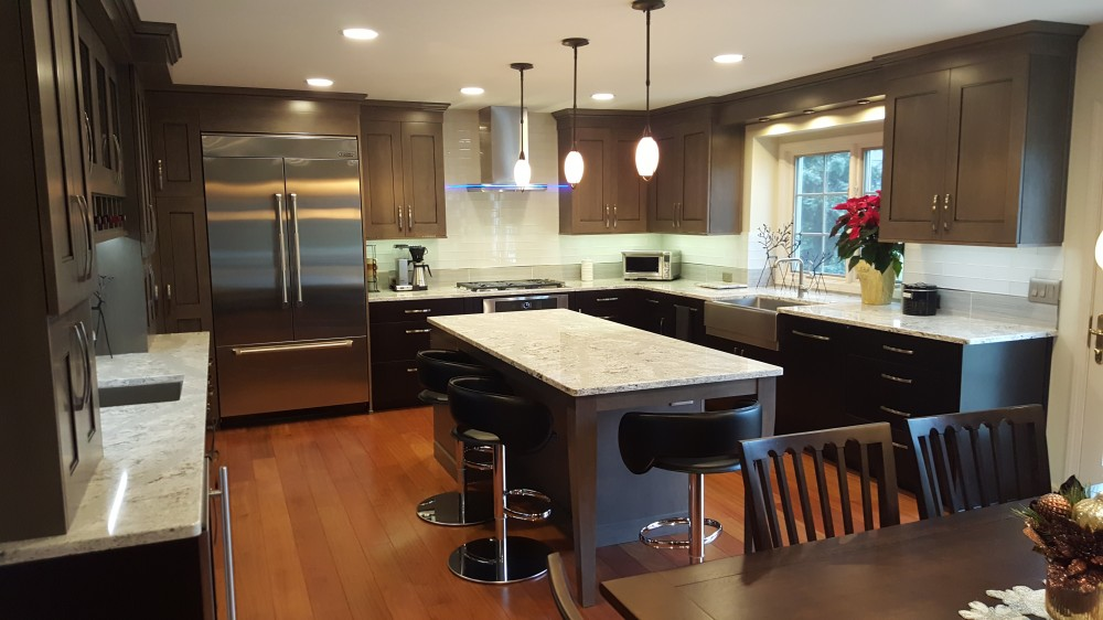 Photo By Cowdin Design + Build. Kitchen Remodel