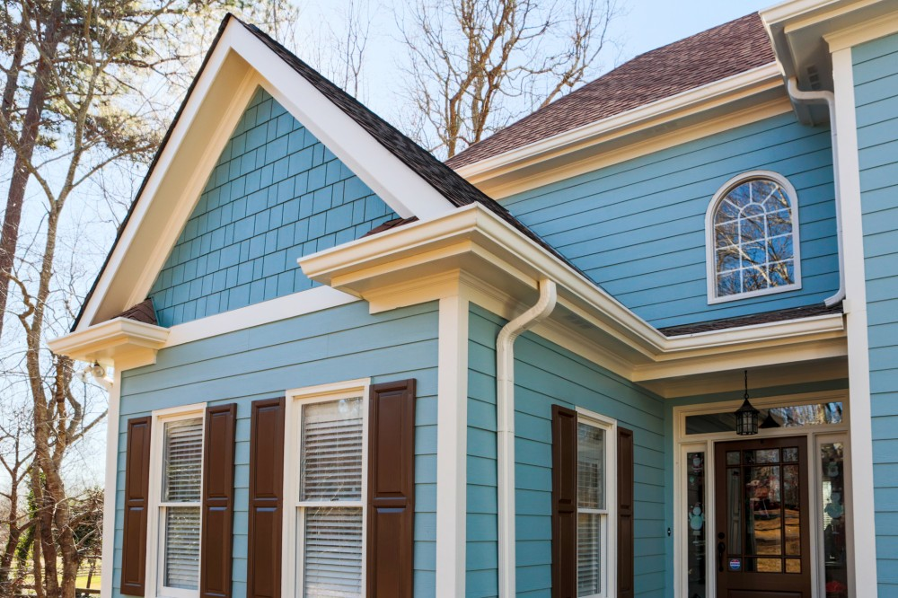 Photo By SuperiorPRO. From Stucco To James Hardie Siding