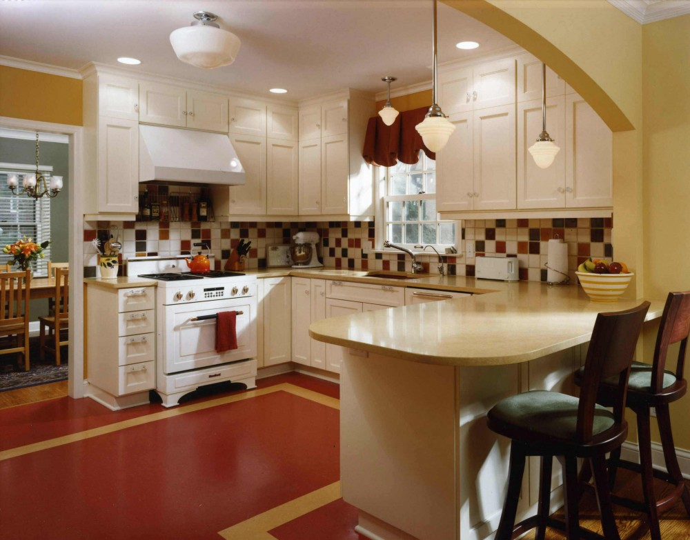 Photo By Sylvestre Construction Inc. Kitchen/ Family Room/mud Room