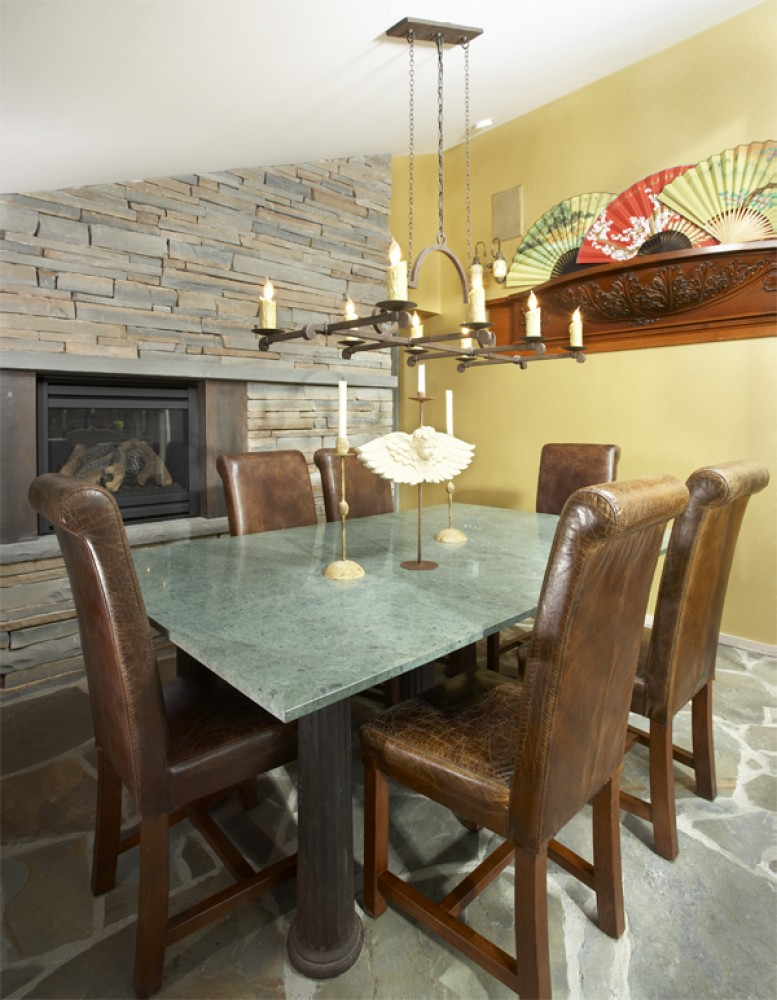 Photo By Sylvestre Construction Inc. Dining Room