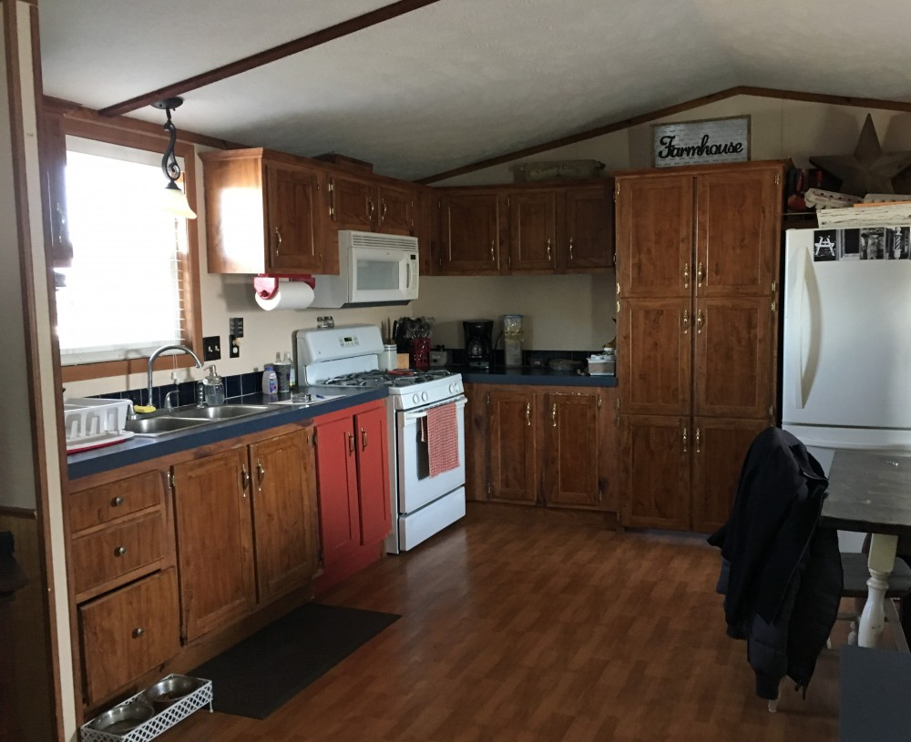 Photo By Dream Kitchen & Supply. Before And After