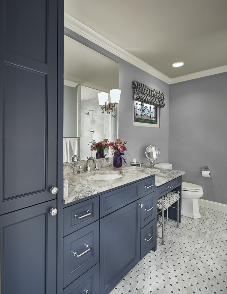 Photo By Blackline Renovations. Kitchen & Master Bath Remodel