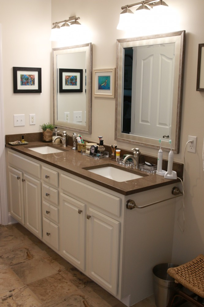 Photo By Prendergast Construction. Master Bathroom Renovation