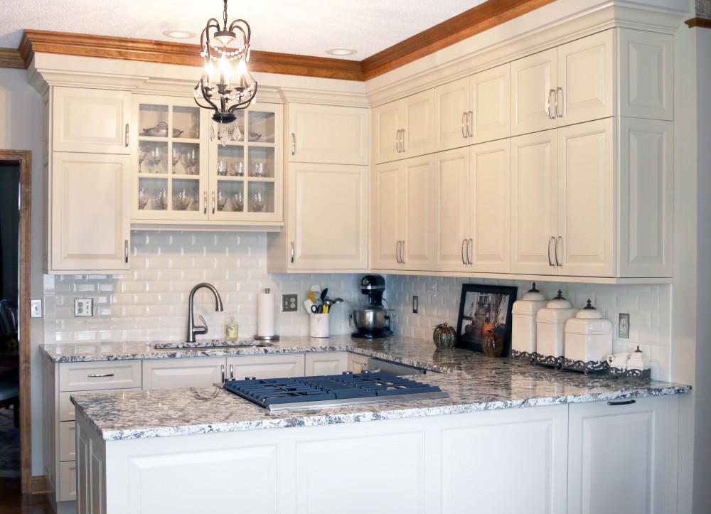 Photo By Prendergast Construction. Kitchen Renovation