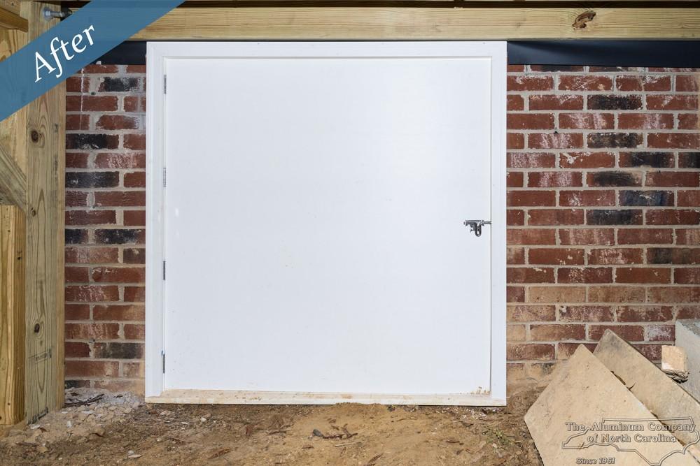 Photo By Aluminum Company Of North Carolina. Whole House Renovation
