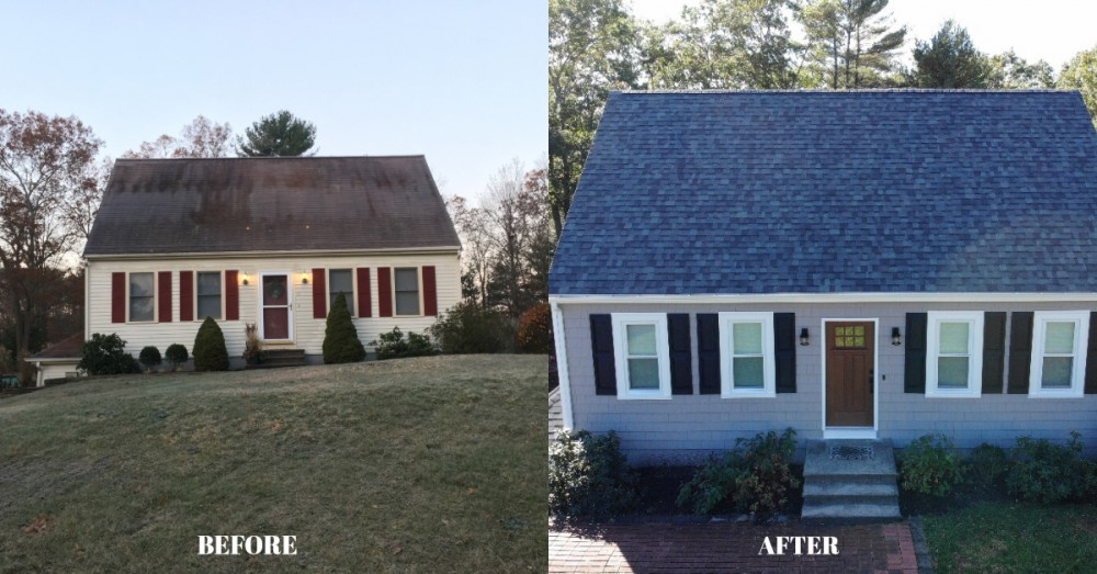 Photo By Beantown Home Improvements. Whole New Exterior