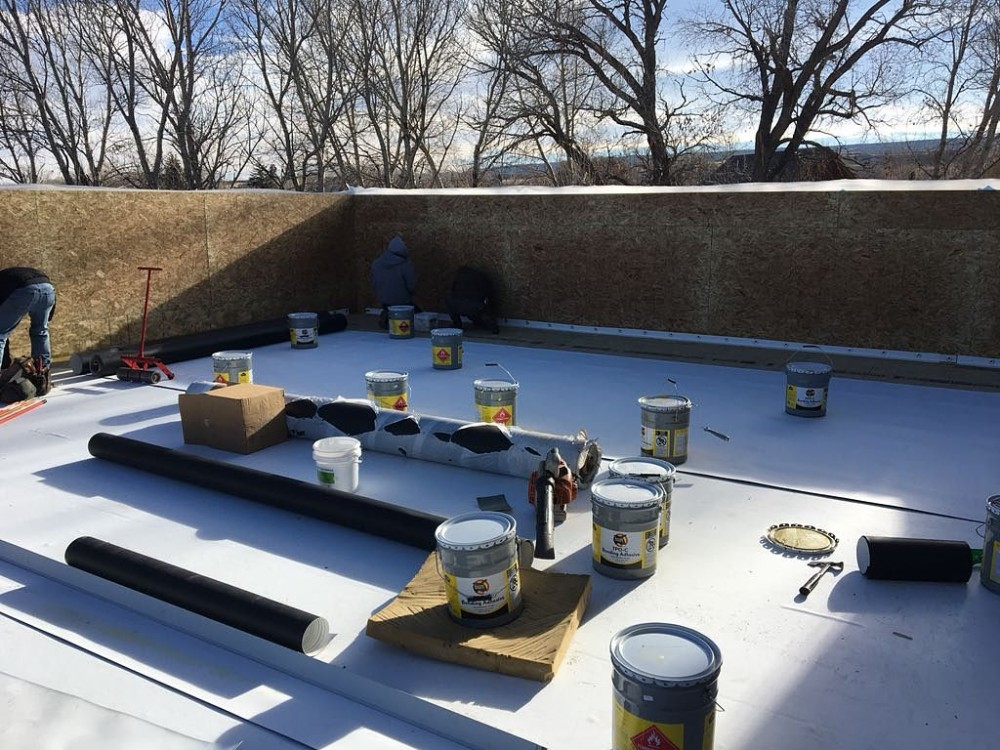 Photo By Divine Roofing, Inc.. Roof Replacement