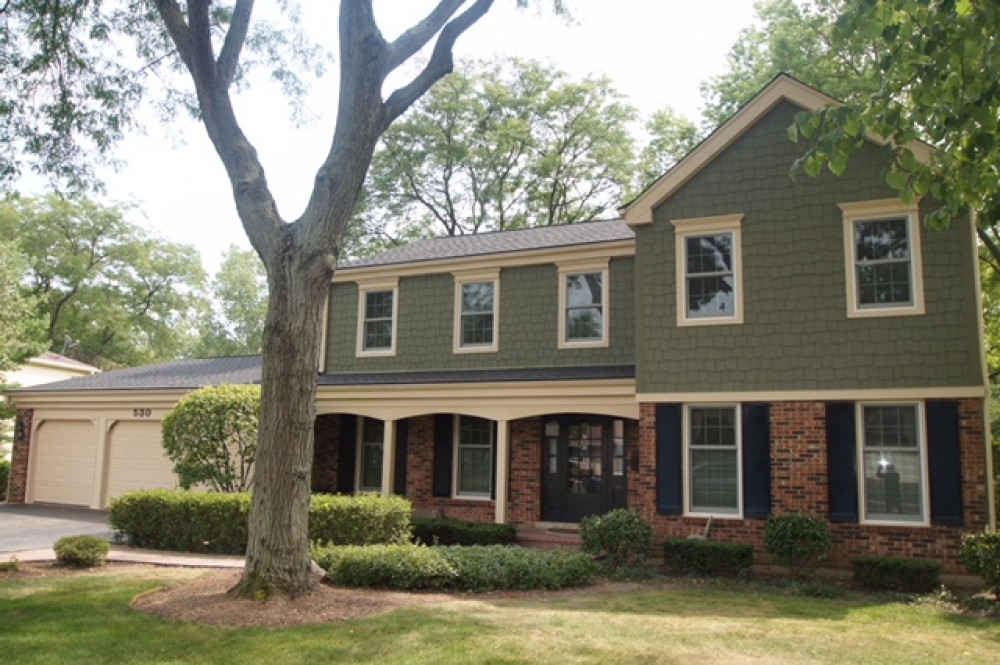 Photo By Wilson Home Restorations. Siding