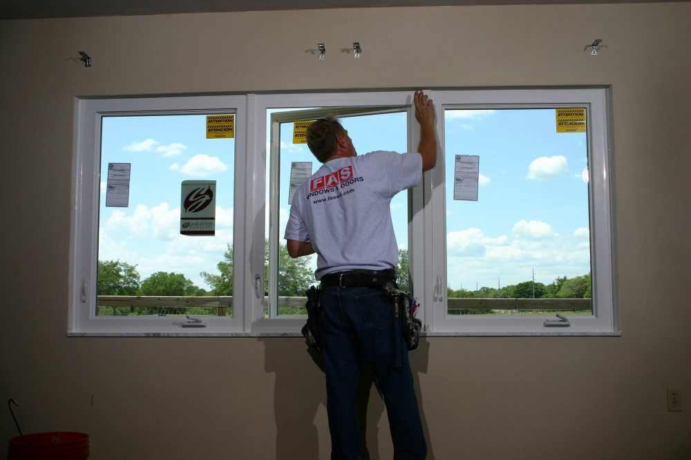 Photo By FAS Windows & Doors. Installations!