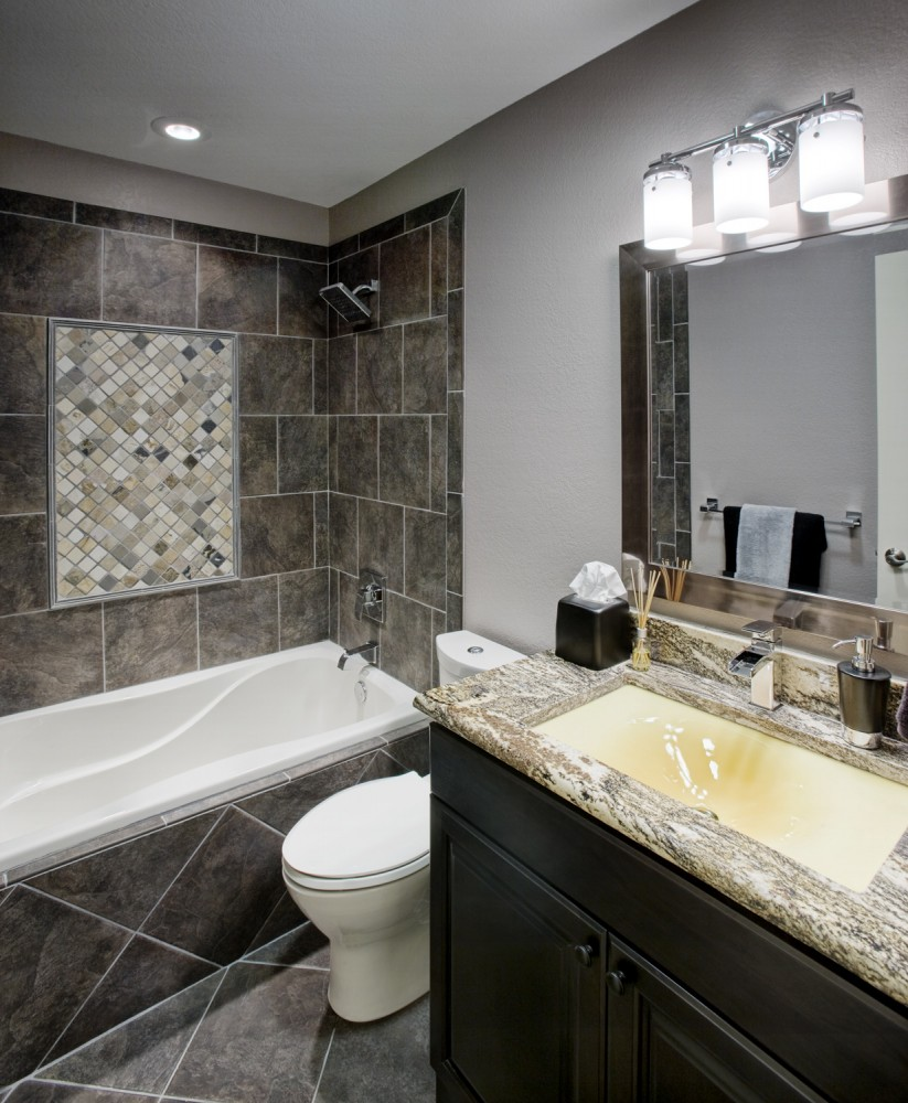 Photo By Signature Home Services. Bathroom Renovations In Roanoke