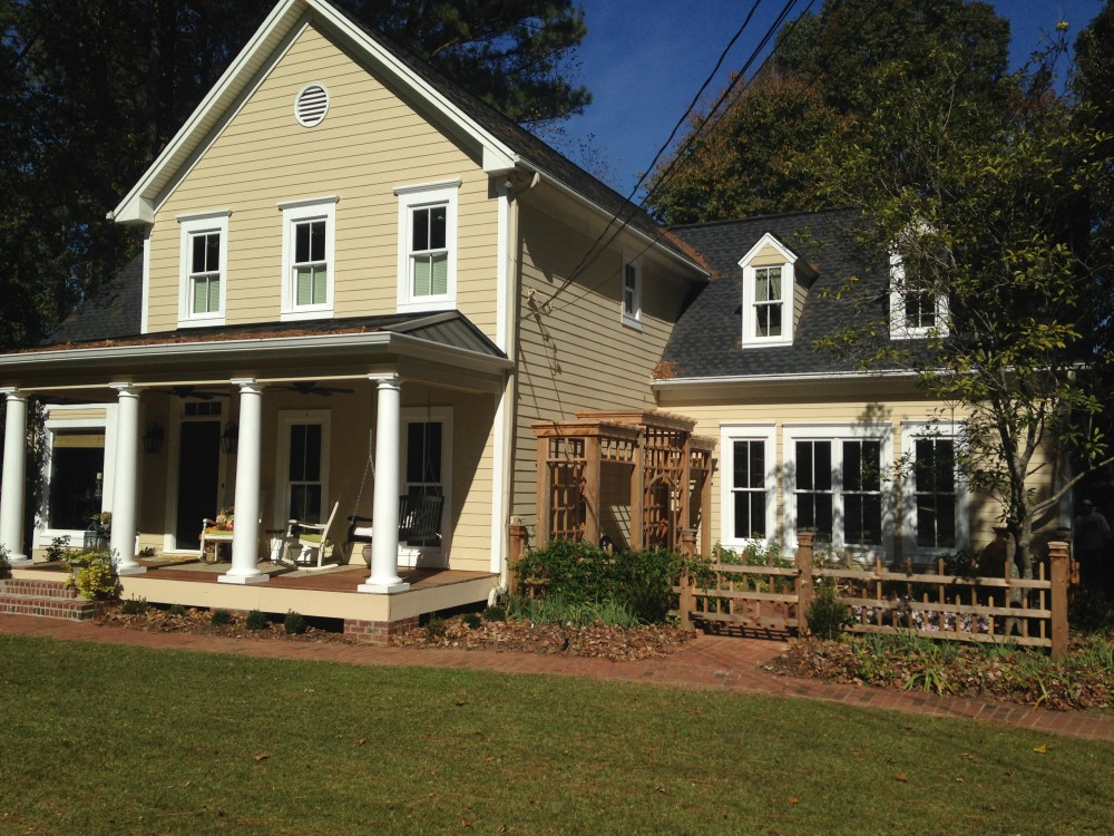 Photo By Insulated Wall Systems, Inc. Givens Exterior Remodel