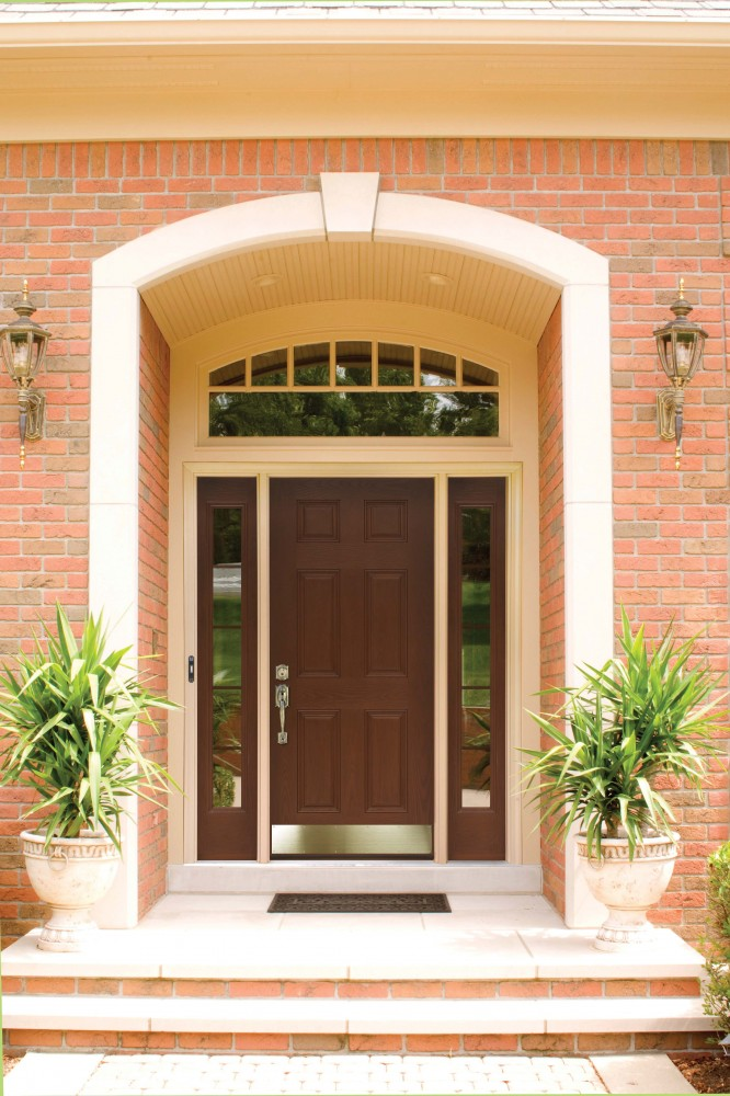 Photo By Hammer And Nail Exteriors. ProVia Entry Doors