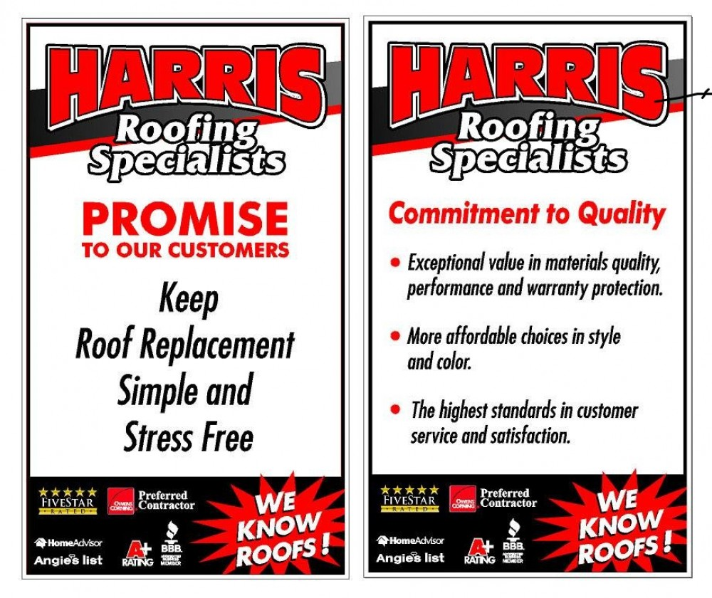 Photo By Harris Roofing Specialists.