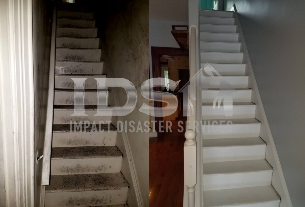 Photo By Impact Disaster Services. Before/After Library