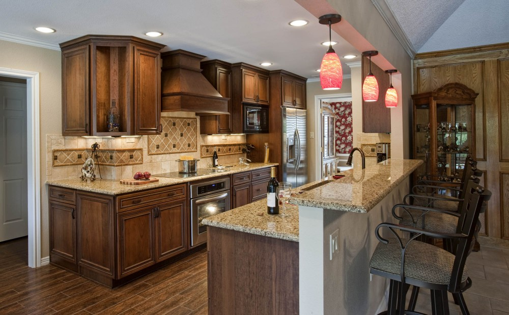 Photo By Signature Home Services. Kitchen Renovation In Bedford