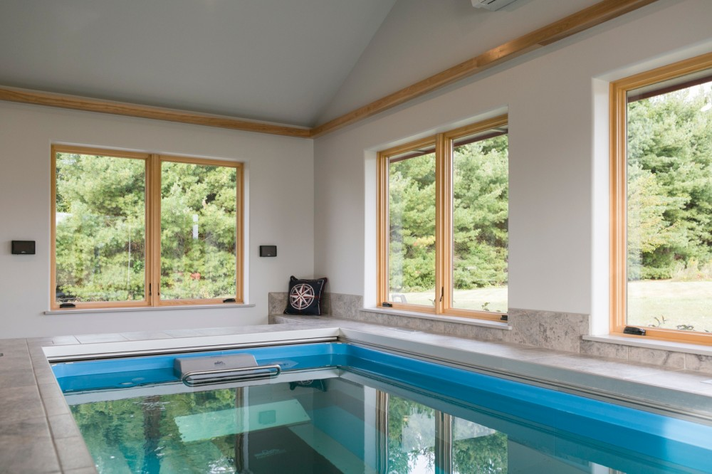 Photo By TDS Custom Construction. Pool House Addition