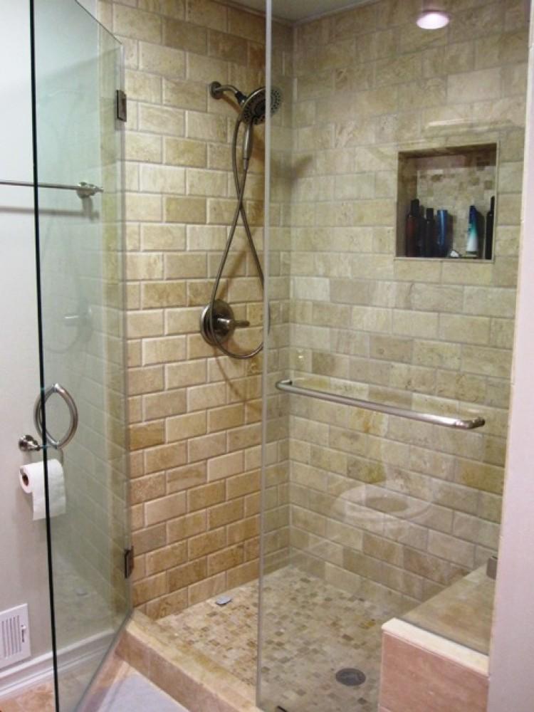 Photo By All Renovations. Custom Bathroom