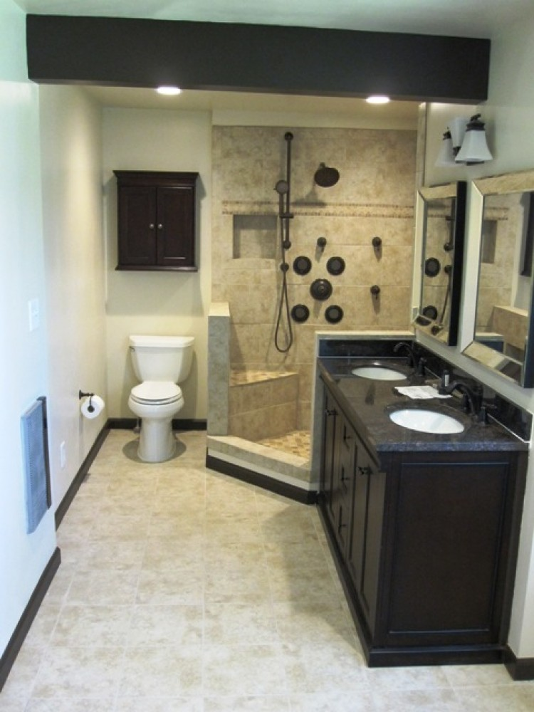 Photo By All Renovations. Bathroom Enlarge