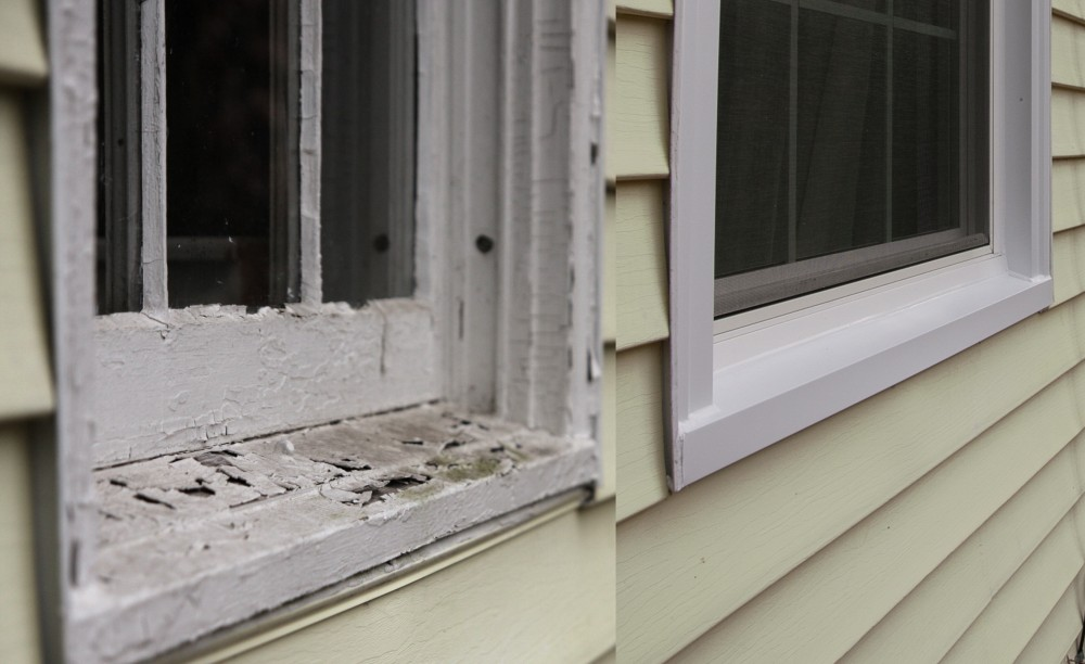 Photo By Hullco. Window Replacement Transformation
