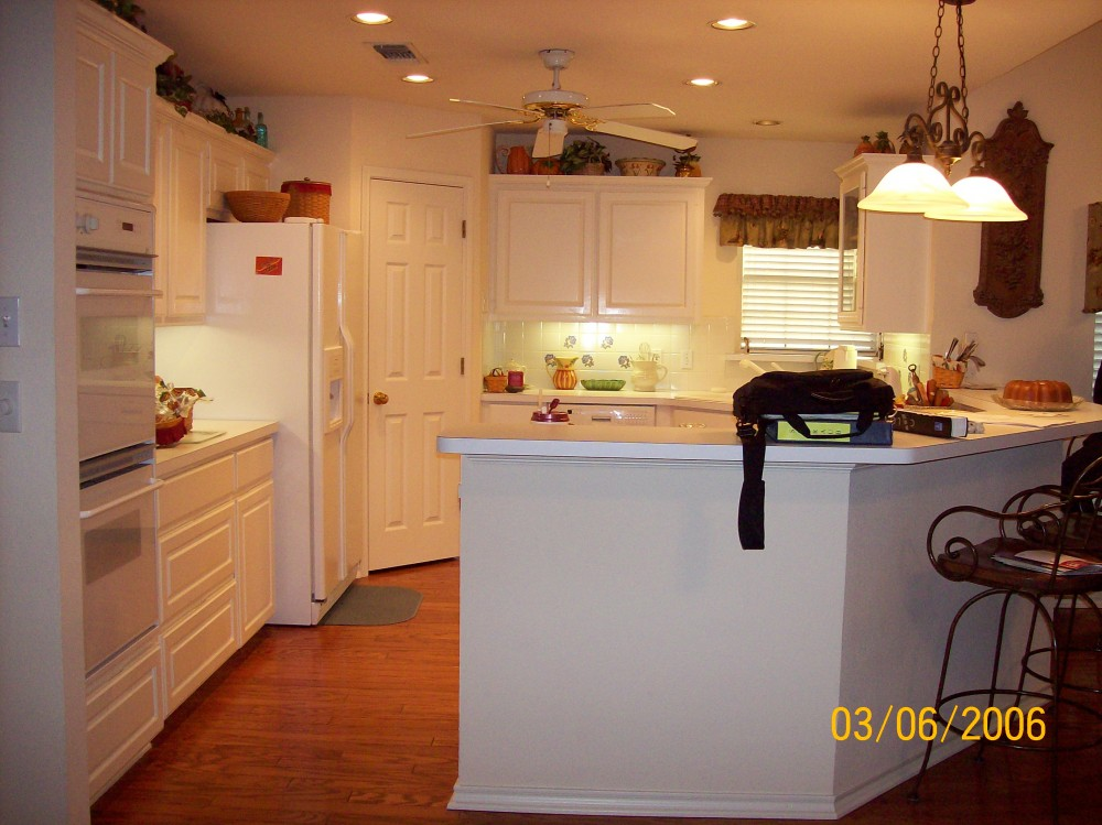 Photo By Curb Appeal Renovations. Kitchen Renovation In North Richland Hills