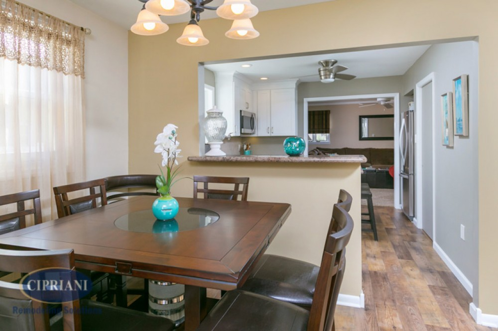 Photo By Cipriani Remodeling Solutions. Barrington, NJ Kitchen Remodeling