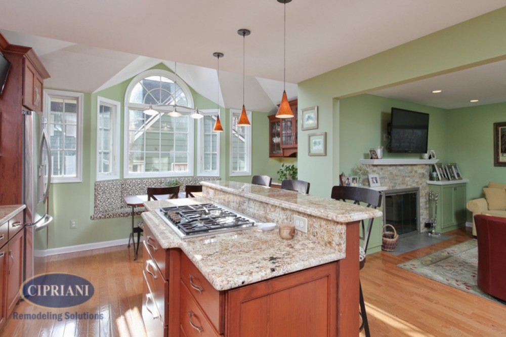 Photo By Cipriani Remodeling Solutions. Cherry Hill, NJ - Kitchen Remodeling