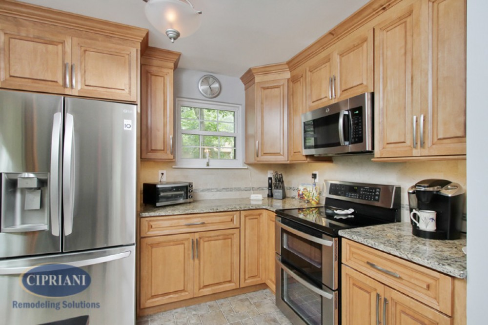 Photo By Cipriani Remodeling Solutions. Erial, NJ - Kitchen Remodeling