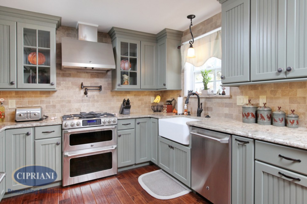 Photo By Cipriani Remodeling Solutions. Galloway, NJ - Kitchen Remodeling