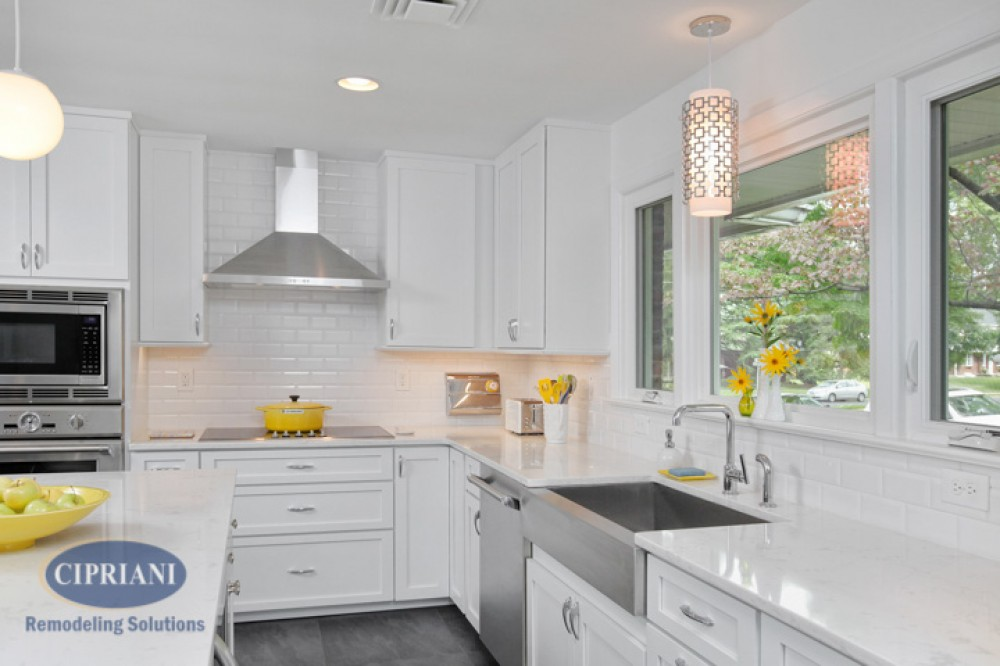Photo By Cipriani Remodeling Solutions. Haddonfield, NJ - Kitchen Remodeling