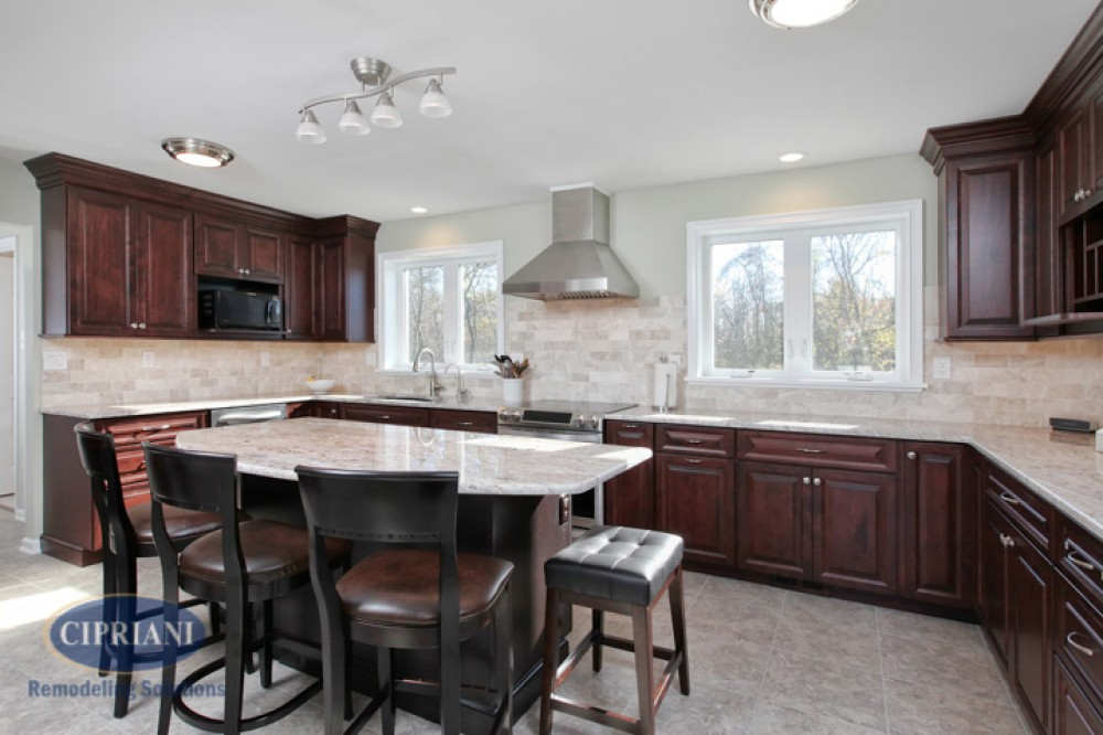 Photo By Cipriani Remodeling Solutions. Mt. Laurel, NJ - Kitchen Remodeling