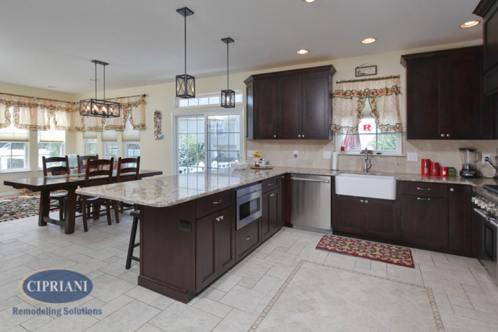 Photo By Cipriani Remodeling Solutions. Northfield, NJ - Kitchen Remodeling