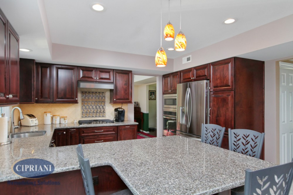 Photo By Cipriani Remodeling Solutions. Sewell, NJ - Kitchen Remodeling