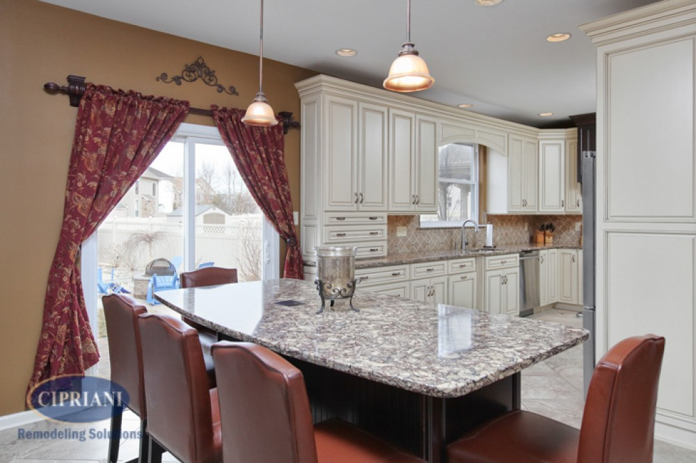 Photo By Cipriani Remodeling Solutions. Turnersville, NJ - Kitchen Remodeling