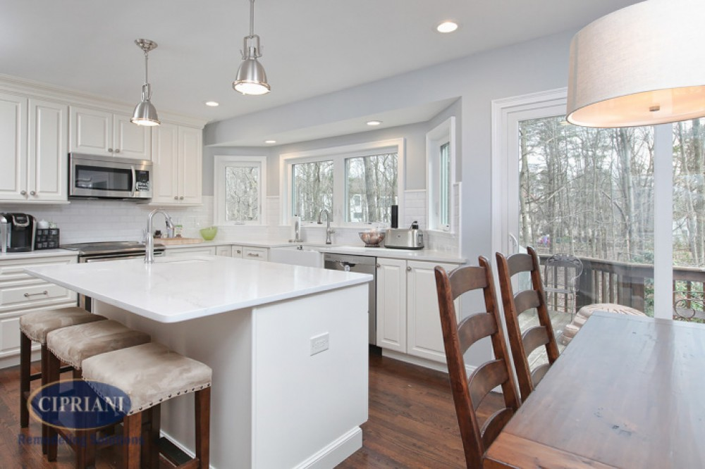 Photo By Cipriani Remodeling Solutions. Voorhees, NJ - Kitchen Remodeling