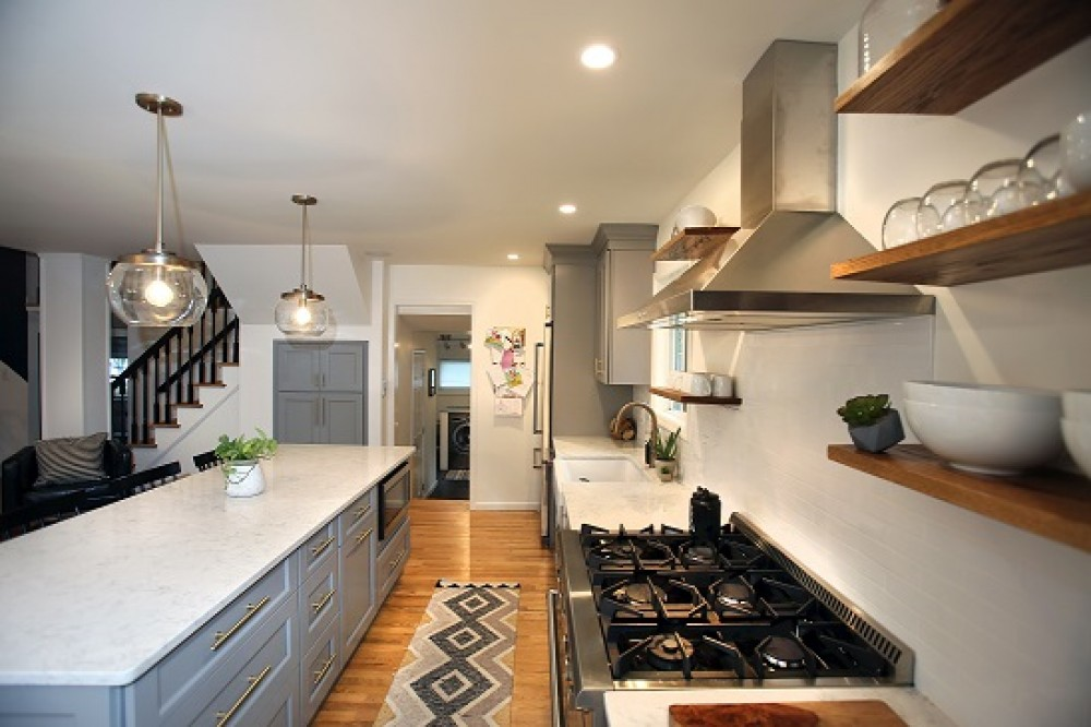 Photo By Kuhn Construction, Inc.. Kitchen Remodel In Babylon, NY