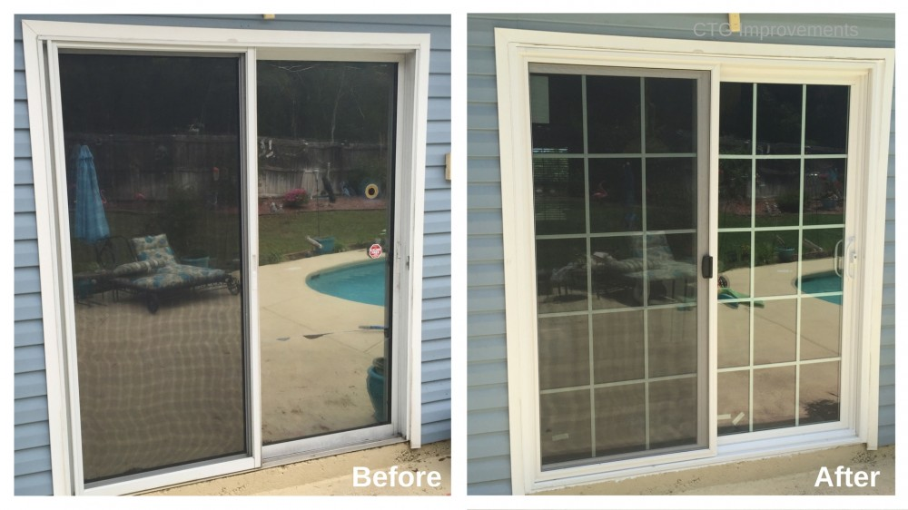 Photo By CTG Improvements, Inc.. Door Replacements