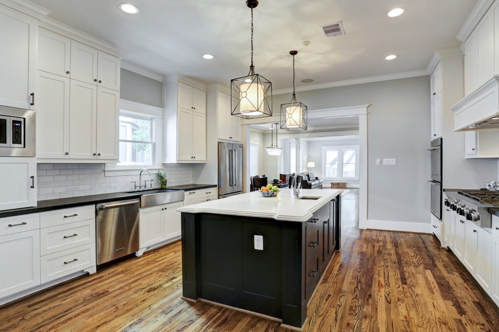 Photo By Southern Green Builders. Watson Home- Historic Remodel