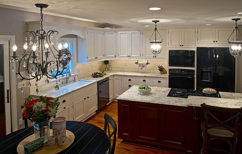 Photo By J. Francis Company. Kitchen Renovation