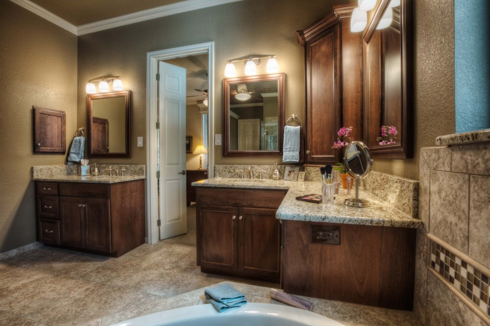 Photo By Signature Home Services. Master Bath Remodel