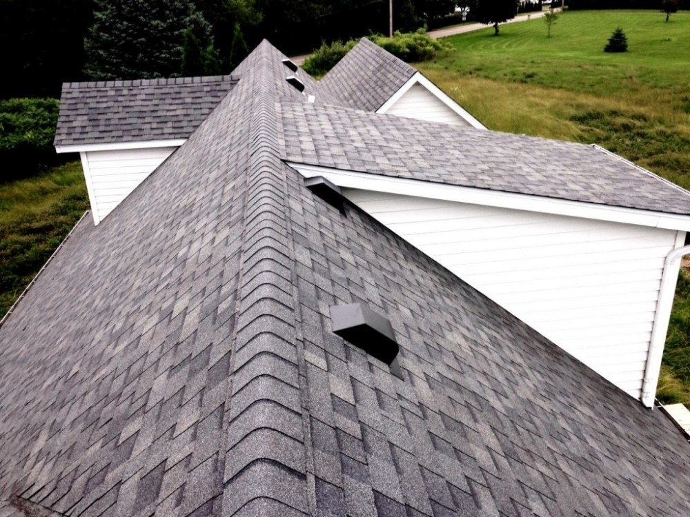 Photo By Unified Window Systems Inc. . Roofs