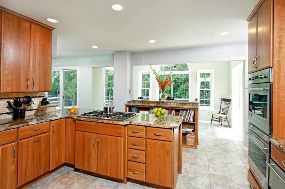 Photo By Lensis Builders Inc. Kitchens 01