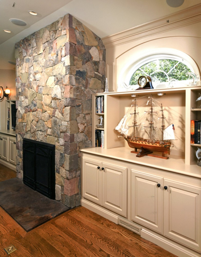 Photo By Lensis Builders Inc. Custom Home/Additions