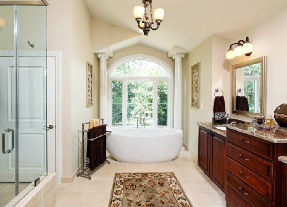 Photo By Lensis Builders Inc. Baths II