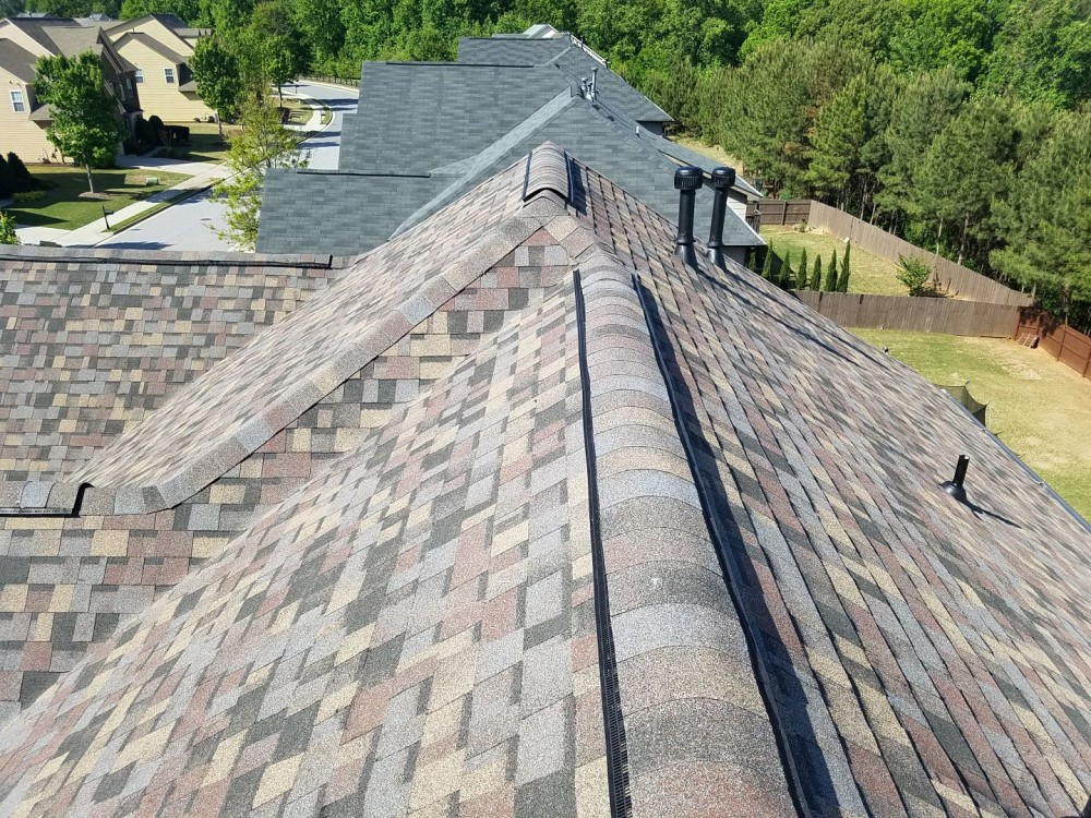 Photo By Kaiser Siding & Roofing LLC. 1474 Carter Drive Buford, GA