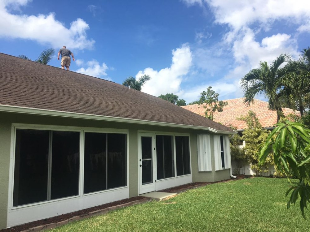 Photo By Kaiser Siding & Roofing LLC. 2027 Timberline Drive Naples, FL