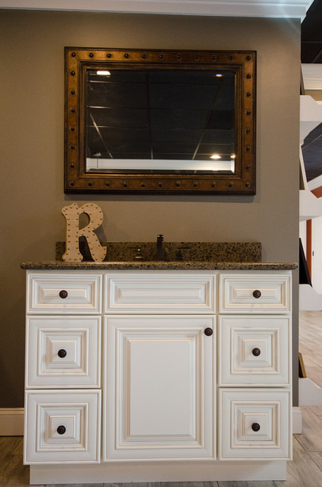 Photo By Re-Bath Of The Triad/Triangle/Wilmington. Showroom Display