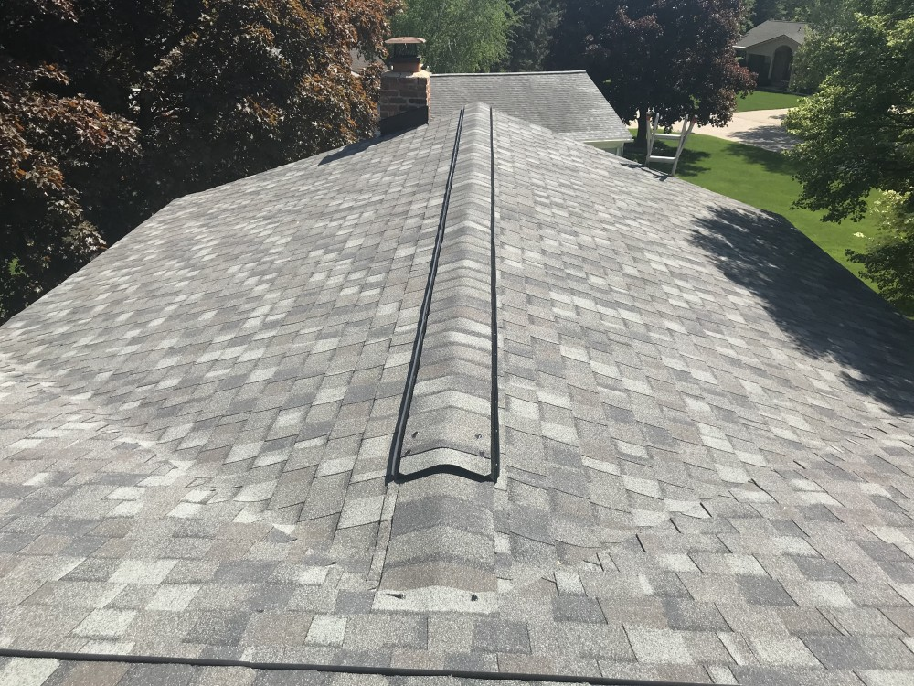Photo By Bloomfield Construction Company. Finished Photo