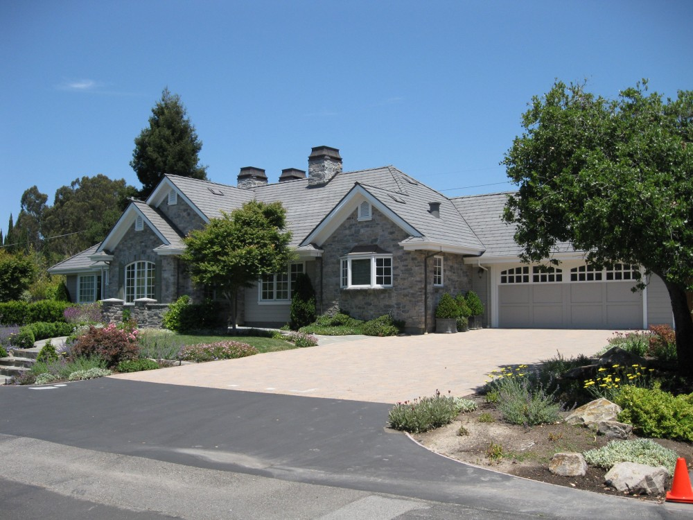 Photo By Talmadge Construction, Inc. Exterior Home Remodel