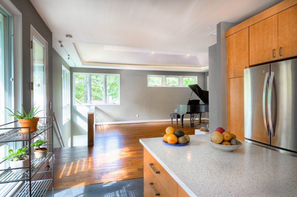 Photo By Landis Architects/Builders. Residential Addition